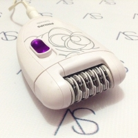 My Philips Epilator