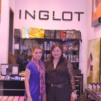 Inside Inglot Philippines: A Hundred Colors