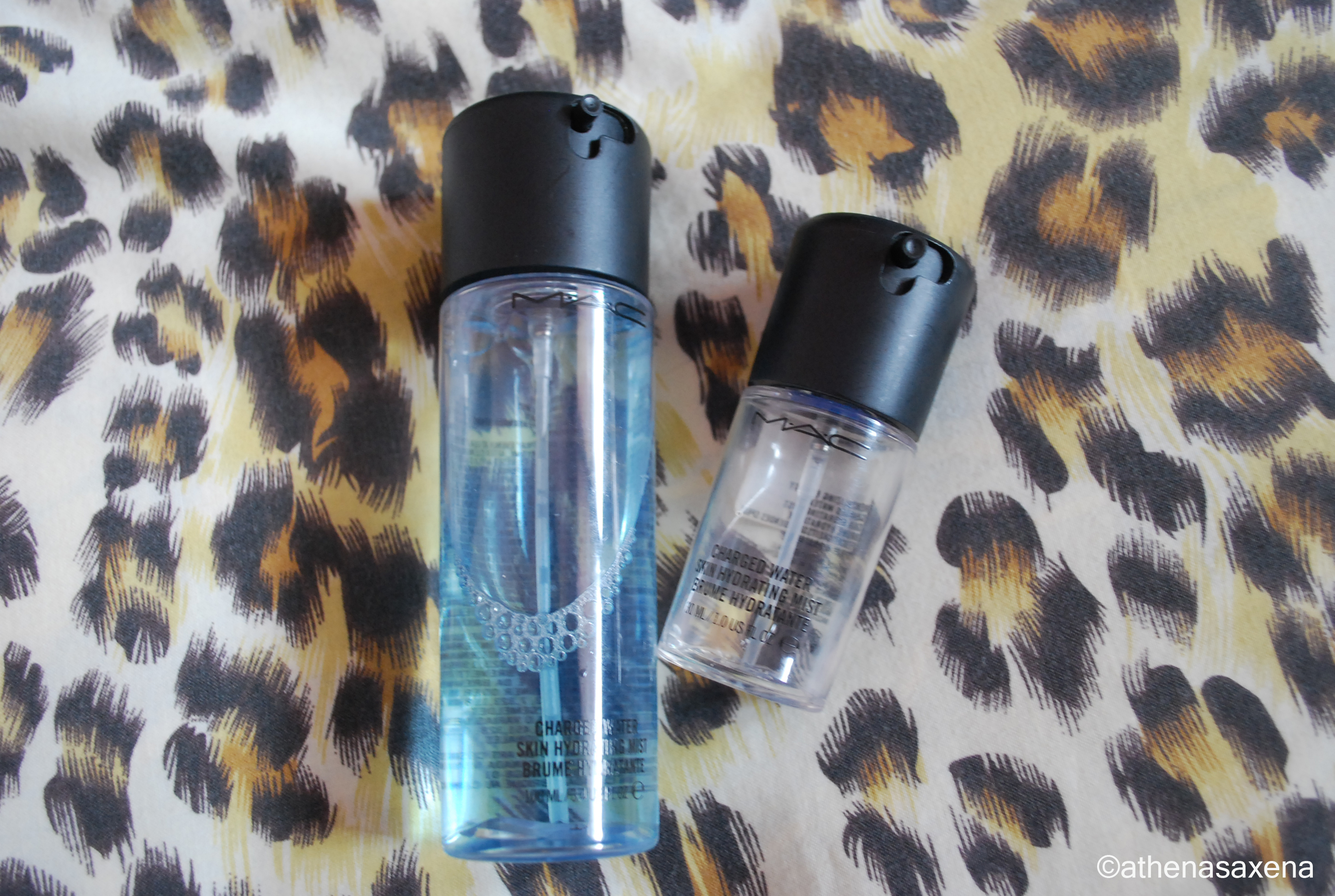 Mineralize Charged Water Skin Hydrating Mist by MAC #18