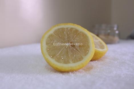 lemons, lemons for diy lip scrub