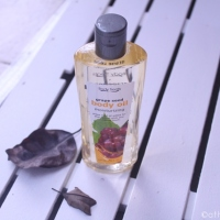 Body Treats Grape Seed Body Oil Review
