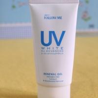 Follow Me UV White 02 Advanced Renewal Gel