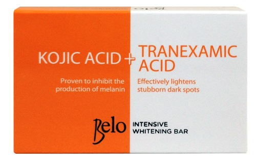 how to use kojic acid soap on body