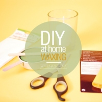 DIY AT HOME HOT WAXING― WITHOUT WAX WARMER