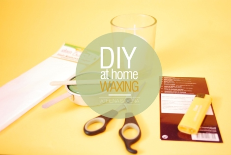 DIY At Home Waxing without wax warmer