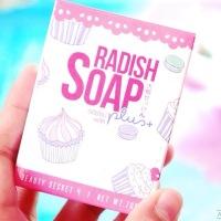 Thailand Radish Soap Plus +