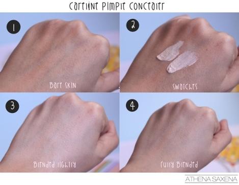 careline pimple concealer